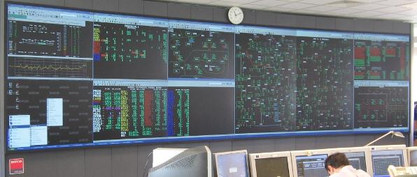 Videowall Barco la dispeceratul DEN al Transelectrica